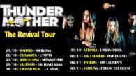 """Thundermother regresan con una nueva Gira Presentan su tercer disco """"Thundermother"""" La banda sueca de Rock N' Roll Thundermother regresa con nuevo álbum y nueva formación. Es un retorno verdaderamente […]"""