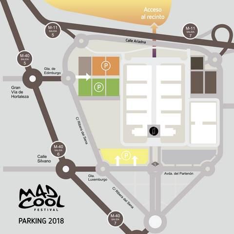¡RESERVA YA TU PLAZA DE PARKING PARA MAD COOL 2018! La cuenta atrás paraMad Cool Festival 2018 está en marcha. La tercera edición del festivalse celebrará los días12, 13 y […]
