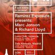 Ramirez Exposure presents Marc Jonson & Richard Lloyd, el mejor sunshine pop llega a España de la mano de SON Estrella Galicia Ramirez Exposure es el proyecto del valenciano Víctor […]