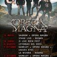"""Tras la participación en el tributo a Mago de Oz """"Stay Oz Hasta que el cuerpo aguante"""", Opera Magna seguirán presentándose en directo a lo largo de 2018 a lo […]"""