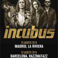 ¡INCUBUS anuncia conciertos en Madrid yBarcelona el próximo mes de agosto! 25 de agosto La Riviera MADRID 26 de agosto SalaRazzmatazz BARCELONA ¡INCUBUSvuelven a nuestro país! La icónica banda de […]