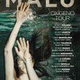 """MALÚ CONFIRMA SU ESPERADA NUEVA GIRA """"OXÍGENO TOUR""""  19 de octubre – Málaga – Palacio de Deportes Martín Carpena 27 de octubre – Murcia – Plaza de Toros 1 […]"""