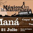 MÚSICOS EN LA NATURALEZA 2018 ¡ENTRADAS YA A LA VENTA!  En esta ocasión será la banda latina Maná quien se suba al escenario de Hoyos del Espino el próximo […]