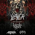 SLAYER se despiden en Madrid y Barcelona con THE FINAL WORLD TOUR acompañados de LAMB OF GOD, ANTHRAX y OBITUARY. El final está cerca… Tras un reinado de más de […]