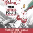 Este viernes llega a Sevilla la gira del festival Sonorama Ribera. Maga, Correos y Pol 3.14 protagonistas de la gira #EspírituRibera 2018 en su parada en Sevilla en la sala […]