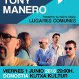 """FUNDACION TONY MANERO """"Lugares Comunes"""" 16 de marzo a la venta (Buenritmo Records, 2018) 2018 nos trae una Fundación Tony Manero como nunca antes la habías escuchado. La banda pionera […]"""