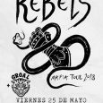 "THE REBELS ""HERE"" La banda de rock alternativo madrileña presenta un nuevo video lyric de la canción ""Here"", incluida en su último disco titulado ""Mafia"". El video ha sido realizado […]"