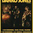 «Uno de los directos más entretenidos y excitantes del planeta. Danko Jones es un torbellino de carisma, riffs y encanto lascivo» Metal Hammer UK Danko Jones aterriza en […]