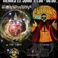 Stoner Friday night Viernes 22 de junio Sala Bunker: C/Transportes, 38G, 37184 Villares de la Reina, Salamanca DIEAWAY + FUNGUS Horario 21:00 a 00:00 Entrada 5 € taquilla Dieaway es […]