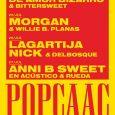 Anni B Sweet actuará en Sevilla dentro dela programación del ciclo POP CAAC el próximo 27 de julio. A la cantautora malagueña se unen losnombresde Rueda, Delbosque, Willie B. Planas […]