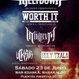 Meltdown presentará su nuevo trabajo este sábado en la Sala Edaska de Barakaldo Este sábado, 23 de junio, la banda de hardcore metal Meltdown estará presentando su último LP dentro […]
