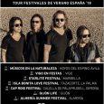 MANÁ COMIENZA ESTE SÁBADO SU GIRA DE FESTIVALES DE VERANO CON SIETE CONCIERTOS EN ESPAÑA La banda de rock en español más grande de todos los tiempos aterriza el sábado […]