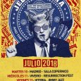 HFMN CREW&Destiny TourbookingPRESENTAN: Jello Biafra and the Guantanamo School of Medicine de gira por MADRID, VIVEIRO, VITORIA, BARCELONA y GRAN CANARIA. Ver GIRA🌀http://bit.ly/JelloBiafra-2018TOUR Jello Biafraconserva la esencia de la música […]