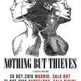 LA BANDA DE ROCK INGLESA NOTHING BUT THIEVES LLEGARÁ CON SU DIRECTO A MADRID Y BARCELONA EN OCTUBRE 30 de octubre – Sala But, Madrid 31 de octubre – Bikini, […]