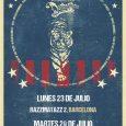 MYLES KENNEDY  + LUNES –23/07/2018 19:00 SALA RAZZMATAZZ 2 BARCELONA ROCKNROCK TICKETMASTER + MARTES –24/07/2018 19:00 SALA BUT MADRID ROCKNROCK TICKETMASTER Tras disfrutar de su amplio rango vocal como […]