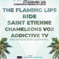 ¡Nace el Benidorm Visor Fest! El nuevo festival tendrá lugar el 2 y 3 de noviembre en Benidorm (Poliesportiu Municipal de Foietes) The Flaming Lips, Ride, Saint Etienne, Chameleons Vox […]