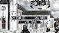 ATTIC + REDIMONI Madrid Sala Silikona 11/08/2018 Aprovechando su participación en los cada vez más numerosos festivales veraniegos no son pocas las bandas que deciden tocar en solitario en lugares […]