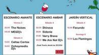 La segunda edición del Festival Amante llena de indie este fin de semana la localidad de Borja  Sidonie, Varry Brava, Shinova y Celtas Cortos encabezan un cartel al que […]