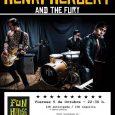Henri Herbert & The Fury Viernes 5de octubre– Fun House– C/ Palafox, 8(Madrid) Después de unos incesantes 2016 y 2017 donde hizo tres giras por USA, incluída actuación oficial en […]