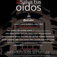 Fiesta de presentación de#Salvatusoidosdia 26 de Septiembre, con las actuaciones de diferentes artistas reconocidos, en el Teatro Barceló (Madrid). – Entrada gratuita con invitación – MAS INFORMACIÓN EN SUS […]