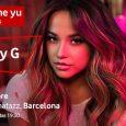 Becky G protagonizará en Barcelona un nuevoVodafoneyu Music Show La estrella latinaactuará el domingo 7de octubreen la Sala Razzmatazz Para aquellos fans que no puedan asistir, el conciertose emitiráen directo […]