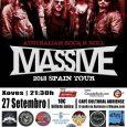 Lestrato Rock & Conciertos presenta a la banda de hard rock australiana, MASSIVE. El concierto tendrá lugar en el Café Cultural Auriense (Ourense) el 27 de septiembre. El auténtico Aussie […]