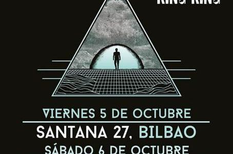 EUROPE  + VIERNES –05/10/2018 19:00 SALA SANTANA 27 BILBAO ROCKNROCK TICKETMASTER + SÁBADO –06/10/2018 19:00 MULTIUSOS ZARAGOZA + DOMINGO –07/10/2018 19:00 MADRID LA RIVIERA ROCKNROCK TICKETMASTER Con docenas de […]