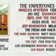 THE ASTEROID #4 + LA LUZ Viernes 14de septiembre @ Boite Live. Madrid. 22:00. El evento musical indoor GetMAD! Festival celebra una nueva edición, teniendo como centro neurálgico musical diversas […]