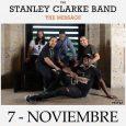 EL LEGENDARIO BAJISTA STANLEY CLARKE & BAND VUELVE A SEVILLA CON SU NUEVO ÁLBUM `THE MESSAGE´ 45 años después de su álbum debut, el bajista cuatro veces ganador del Grammy®, […]