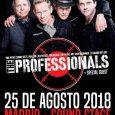 THE PROFESSIONALS + THE LASER MISHÉS Madrid Sala Sound Stage 25/08/18 Mientras Incubus reventaba la Riviera en otro lado de la ciudad un número de personas, bastante más reducido, nos […]