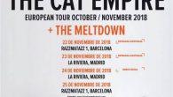 THE CAT EMPIRE, NUEVO CONCIERTO EN MADRID EL 24 DE NOVIEMBRE (entradas agotadas para el 23) + NUEVO VIDEOCLIP 'KILA' AÑADIMOS NUEVA FECHA EN MADRID, TRAS AGOTAR ENTRADAS PARA SU […]
