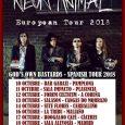 """El mejor hard rock y glam rock británico llega a la península con la gira de los londinenses NEON ANIMAL """"Imagínate en un mundo nuevo gobernado por el cuero, las […]"""
