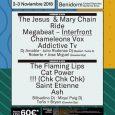 VISOR FEST aterriza en Benidorm con su primera edición los días 1 y 2 de noviembre Cartel completo con las últimas incorporaciones de The Jesus & Mary Chain, Ash y […]