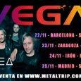 Gira de Vega: todos losdetalles Empieza la gira de los británicos Vega Detalles de cada fecha de Vega Los fans del Rock Melódico están de enhorabuena y es que esta […]