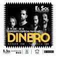 Sala El Sol (Madrid) – Miércoles 19de diciembre– 21h El Sol presenta a Dinero en un concierto especial de Navidad Dinero tiene muchas cosas que celebrar este año y ha […]