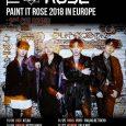 The Rose Show en Madrid 27 noviembre 2018 Sala But Los fans han sido escuchados: The Rose regresa a Europa. Seúl, Corea del Sur (septiembre 17, 2018) Luego de un […]