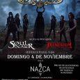 DOMINGO 4 DE NOVIEMBRE SALA NAZCA Elvenking estará descargando todo su directo el próximo domingo 4 de Noviembre en Madrid, en la sala Nazca (C/ Orense, 24) Entrada anticipada: 15euros […]