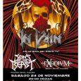 In Vain en Madrid el 24 denoviembre In Vain vuelve a Madrid el 24 de noviembre Sons Of The Beast y Exodium bandas invitadas Este próximo sábado 24 noviembre y […]