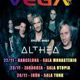 La banda inglesa de Rock melódico Vega visita nuestropaís Los británicos Vega visitan nuestro país para presentarnos su nuevo álbum Con una larga trayectoria sobre los escenarios, vuelve a EspañaVega, […]
