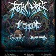 Vuelven por España una de las bandas de metal extremo más en forma del momento: ¡Revocation! Es su primera gira como cabezas y lo harán dentro de la presentación de […]