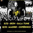 "GEOFF TATE´S OPERATION MINDCRIME + ´TILL DEATH DO US PART Madrid Sala Copérnico 12/12/2018 ""Operation: Mindcrime"" es, para mí, el mejor disco de la historia del metal. Así de claro […]"
