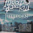 ¡Helevorn, de gira por Canadá en mayo! El próximo mes de mayo, los baleares Helevorn girarán extensamente por Canadá junto a la banda mexicana Majestic Downfall. Nuestra banda de doom […]