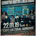 Lestrato Rock & Conciertos presenta a la banda canadiense de blues y soul, SAMANTHA MARTIN & DELTA SUGAR. El concierto tendrá lugar en el Café Cultural Auriense (Ourense) el próximo […]