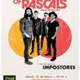 Band Of Rascals + Impostores Sábado 12de enero– Fun House– C/ Palafox, 8(Madrid) Mezclando sensibilidades de blues sureño con estridentes y electrizantes riffs de guitarra, atronadores tambores y letras de […]