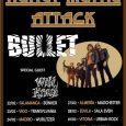 Bullet y su Heavy Metal Attack tour enfebrero Vuelven los suecos Bullet de Gira a España Wild Krash como banda invitada Los amantes de los sonidos más clásicos del Heavy […]