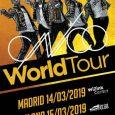 ¡CNCO confirma 2 únicas fechas en nuestro país! 14 de Marzo de 2019 Wizink Center MADRID 15 de Marzo de 2019 Sant Jordi Club BARCELONA ¡Confirmadas 2 únicas fechas del […]