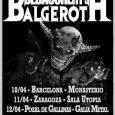 Debauchery Vs. Balgeroth gira en2019 Debauchery Vs. Balgeroth girará por nuestros escenarios el próximo mes de abril de 2019 Desde Alemania nos llega esta singular bandaDebauchery Vs. Balgeroth, que presenta […]