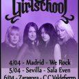 Girlschool confirma gira española en Abril Hace nada más y nada menos que cuarenta años cuando las chicas deGirlschoollanzaron su primer sencillo, causando tal impresión queMotörheadhizo que los acompañaran durante […]