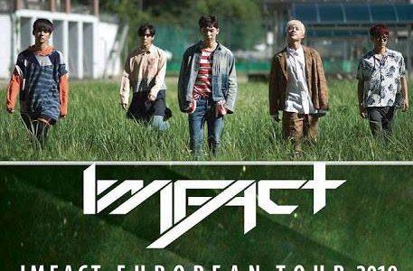 La promotoraKanzen Musicnos trae el próximo mes de abril gira europea de K-POP, el grupoIMFACT, de Star Empire Entertainment. Sábado 13 de Abril – Madrid – Sala Gotham Domingo 14 […]