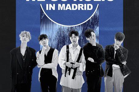 """Las entradas para el 2019 PLANETARIUM RECORDS 1ST TOUR """"WE GO HOLIC"""" IN MADRID están ahora a la venta! Consigue tus entradas a través del siguiente enlace: •Madrid :https://mmt.fans/aN0Y/ […]"""